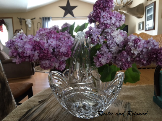 lilacs in crystal vase2