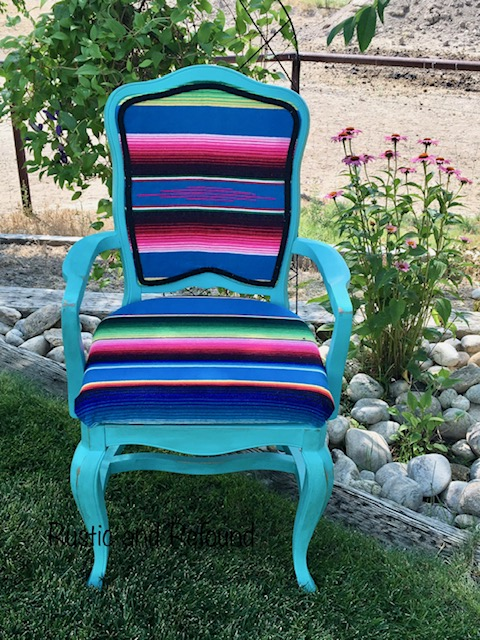 Sarape Chair