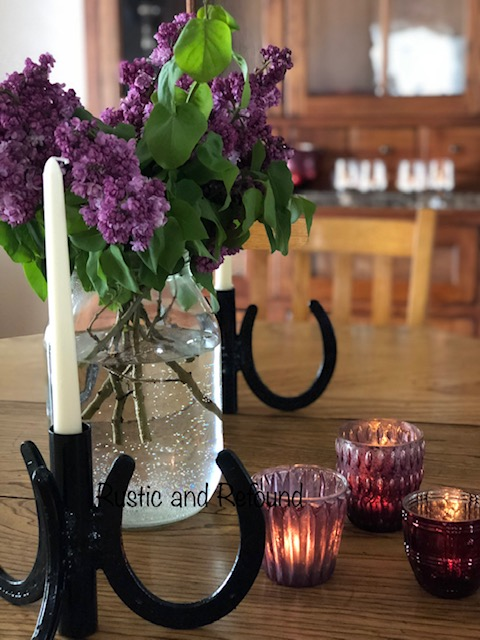 lilacs in dining room 3