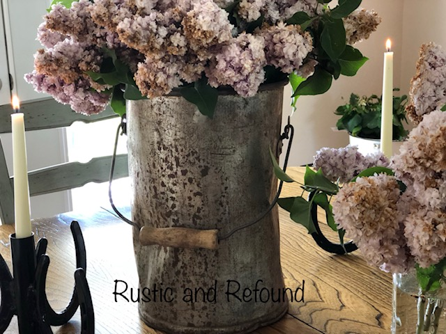 lilacs2 on dining table 6-18-19